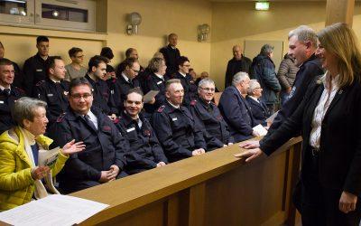 Neues gemeinsames Feuerwehrgerätehaus für Anzhausen und Flammersbach!